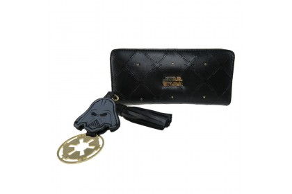 DISNEY STAR WARS CLASSY & CASUAL LONG WALLET * LIMITED EDITION
