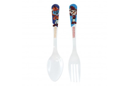 TOP WING MELAMINE FORK & SPOON SET