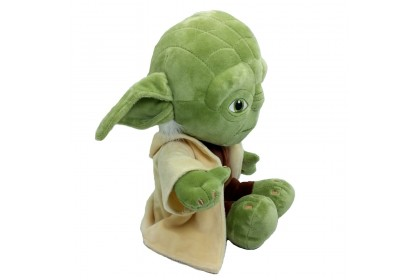 DISNEY STAR WARS 10 INCH SITTING YODA PLUSH TOYS