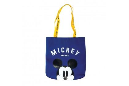 Disney Mickey Mouse Navy Tote Bag