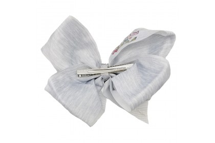 Jojo Siwa Bow With Clip (Feel The Music)